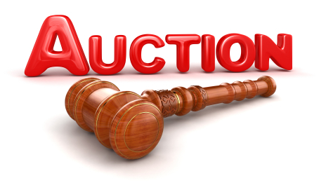 We Have An Auction Scheduled For